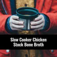 Slow Cooker Health chicken Information, Alternative Medicine Associates in Huntsville and Madison al